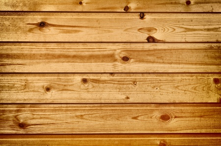 smooth wood: Darkened old pine boards. Background in retro style Stock Photo