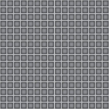 Seamless monochrome abstract texture Vector