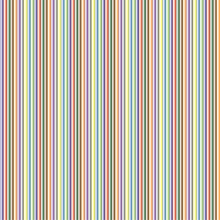 Seamless multi-colored abstract texture of vertical stripes Vector