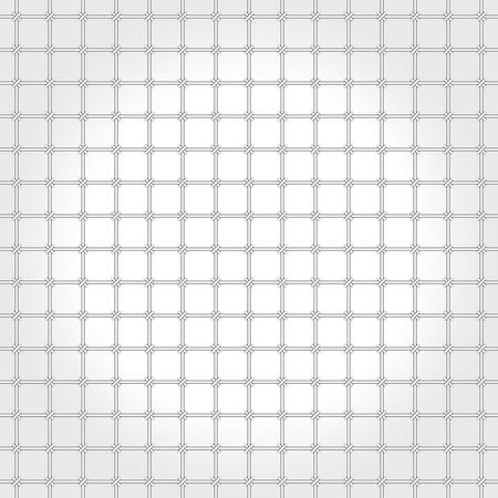 grating: Monochrome pattern - a metal grating