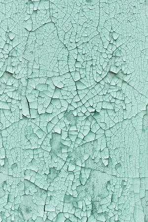 Vertikale Grunge-Hintergrund - Wand mit Farbe bedeckt geknackt Standard-Bild - 12295761