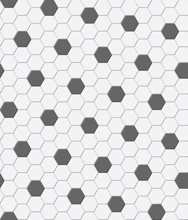 Seamless texture on a football theme  Illustration