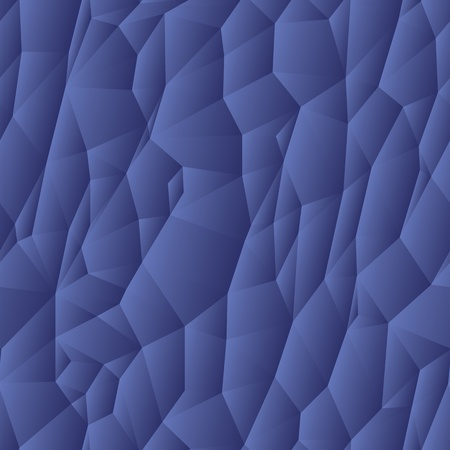 Abstract seamless texture - volumetric polygons Vector