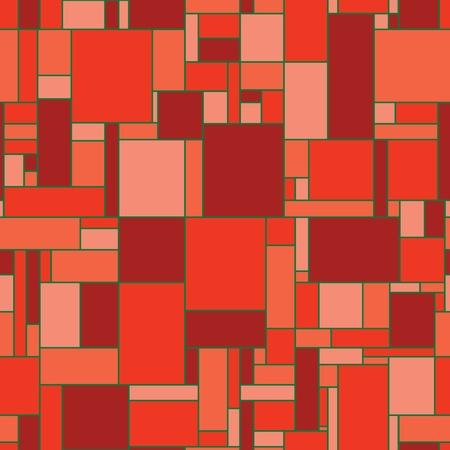Naadloze abstracte textuur - rode vloerbedekking
