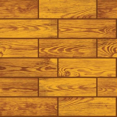 Naadloze vierkante textuur - houten vloer