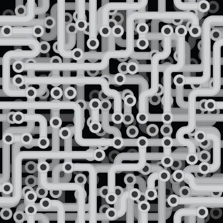 dos: Abstract seamless texture