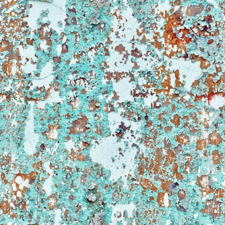 Seamless texture - concrete wall with old paint Stock Photo - 13980021