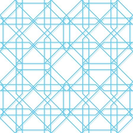 A simple geometric pattern