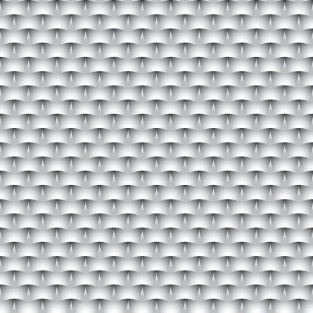 Abstract seamless Monochrome background Stock Vector - 14187437