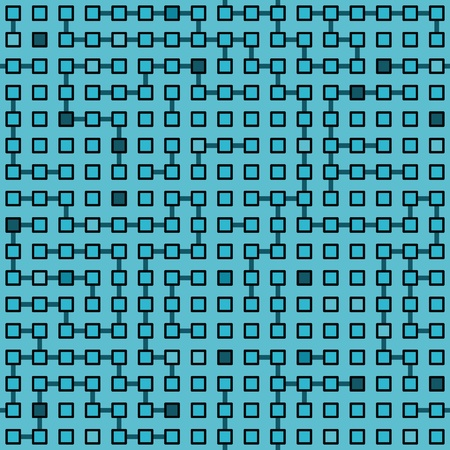 seamless texture - a maze of technology Stock Vector - 14187508