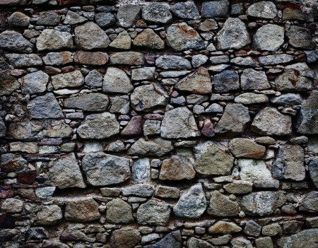 Background - stone wall texture photo