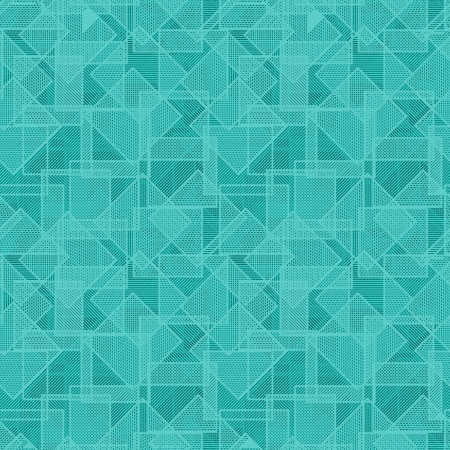 chaotical: seamless blue texture - randomly repeated squares