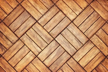 Parkettboden Hintergrund - Grunge-Element für Design Standard-Bild - 14299540