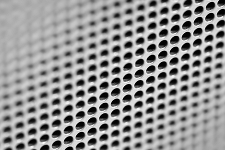 Abstract industrial grunge background - ventilation grille Stock Photo - 14299262