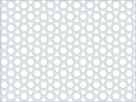 Abstract vector background - geometric monochrome pattern Vector