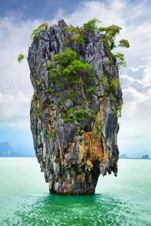 Bond island. Thailand, Phuket photo