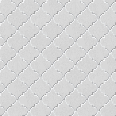 walkway: Vector seamless pavement gray pattern