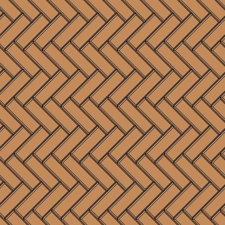 Parquet pattern - the vector seamless background Vector