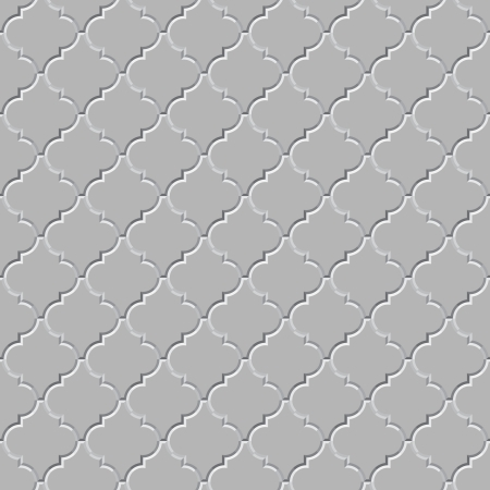 paving stone: Vector seamless pattern - the gray concrete floor