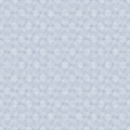 multilayer: Light transparent multilayer polygonal crystal vector pattern