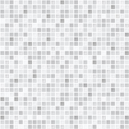 Patroon van grijze tegels - naadloze vector achtergrond