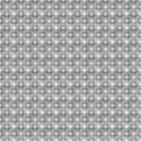 halftone background: The monochrome abstract vector seamless texture Illustration