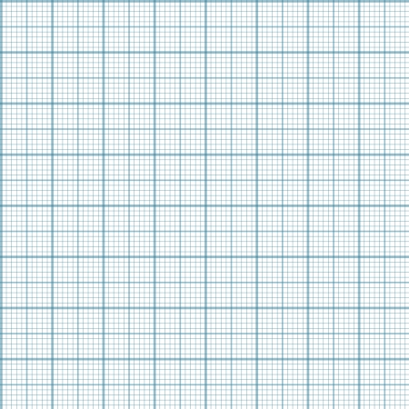 Engineering millimeter paper - vector seamless background Stock Vector - 17543658
