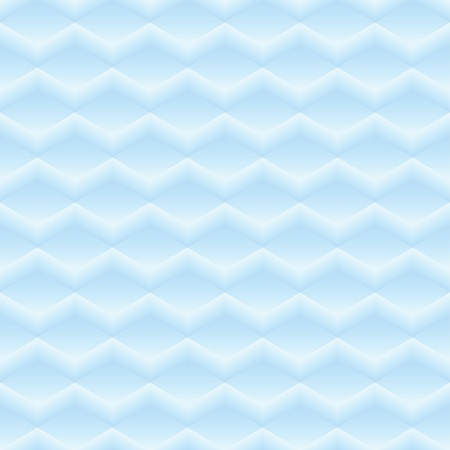 Vector abstract geometric seamless light blue square texture Stock Vector - 17924173