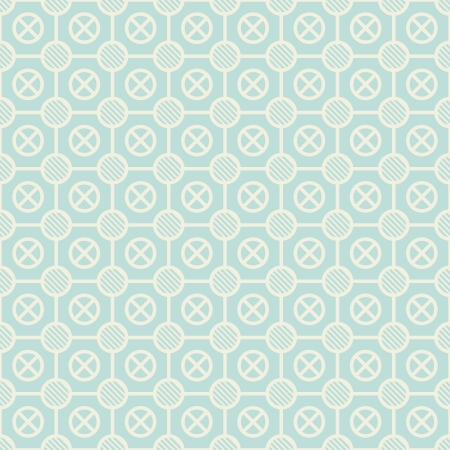 Abstract graphic vector pattern in pale colors Vector