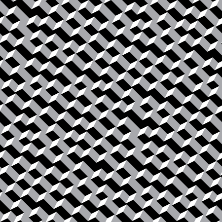 contrasty: Vector seamless pattern - contrasty monochrome black and white texture