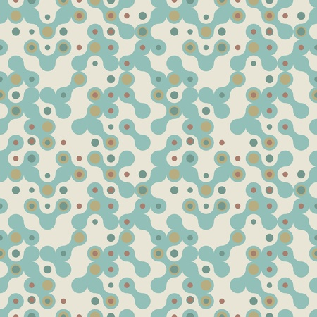 chaotical: Futuristic vector abstract texture in pale green colors