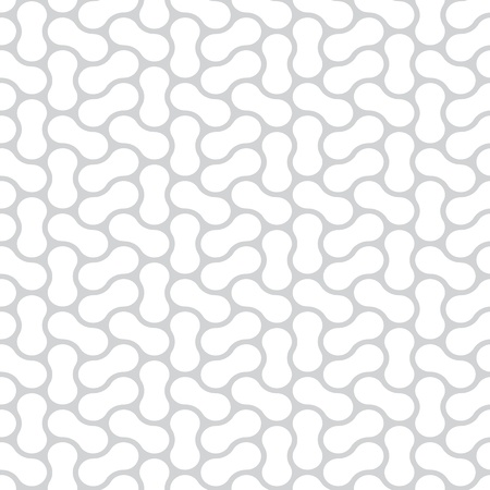 Seamless vector pattern - a simple monochrome gray texture Vector