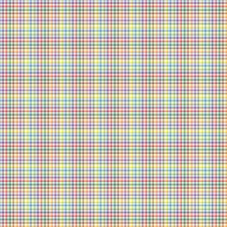 Retro seamless vector stripe pattern with rainbow colors Illustration