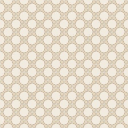 Vector seamless vintage geometrical wallpaper pattern background Stock Vector - 18873448