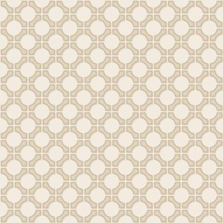 Vector seamless vintage geometrical wallpaper pattern background Stock Vector - 18873448
