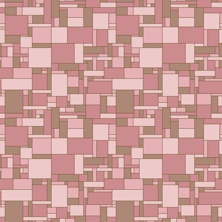 chaotical: Vector abstract seamless pattern simple - floor covering