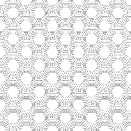 squamous: Monochrome simple geometric texture like a scales