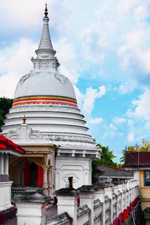 Kande Viharaya Temple in Bentota, Sri Lanka photo