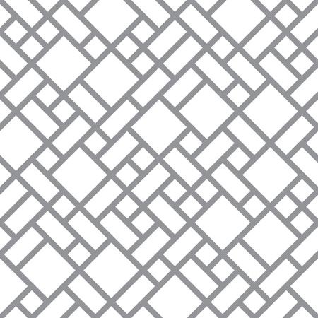 geometricos: Resumen de vectores de fondo piso - sin patrón diagonal blanco y negro