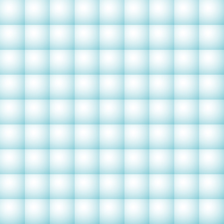 Vector simple seamless geometric blue tiles pattern - abstract background for design Vector