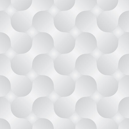 curved lines: Simple geometric vector pattern - abstract shapes with gradients gray background eps8