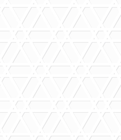 hexagonal shaped: Vector seamless Arabic halftone pattern. Simple geometric design for wallpapers Illustration