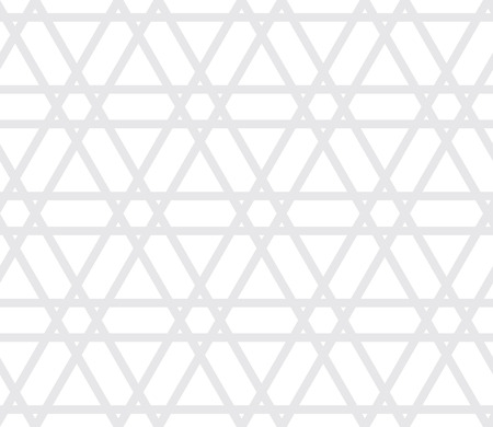 Vector seamless halftone gray pattern - Arabic simple wallpaper design. Geometric diagonal lines background Vector