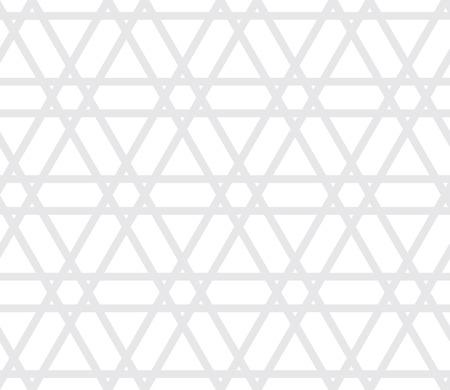 Vector seamless halftone gray pattern - Arabic simple wallpaper design. Geometric diagonal lines background Vector