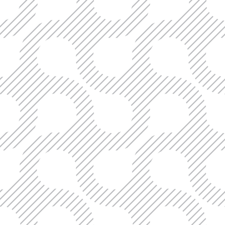 Simple geometric vector pattern - diagonal black lines on white background Vector