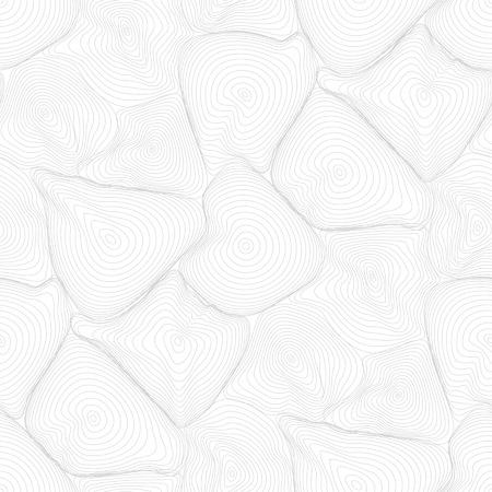 amorphous: Vector light pattern - geometric seamless simple black and white modern texture - amorphous figures