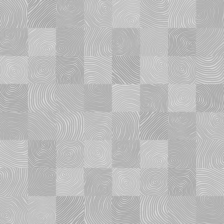 tarima madera: Vector de fondo - gris patr�n geom�trico sin fisuras a partir de elementos irregulares. Vectores
