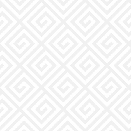 Seamless vintage monochrome pattern. Ethnic Zeland textured gray background.