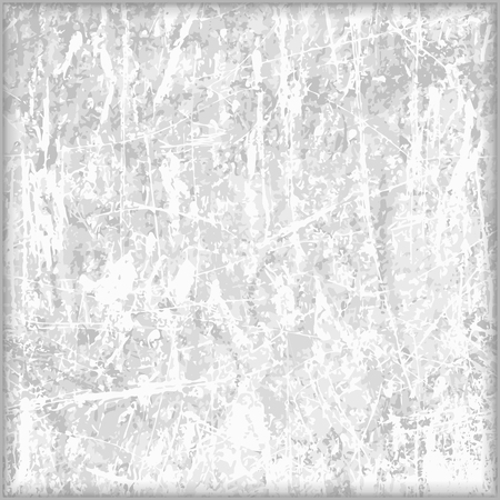 naturalistic: Grunge black and white distress texture. Naturalistic tile square background