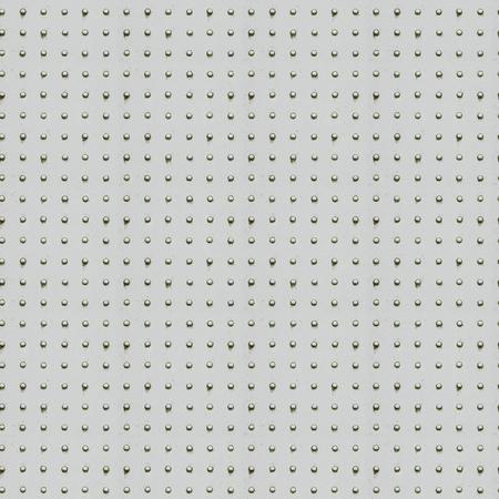Nahtlose Textur - ein altes Flugzeug Ummantelung mit Nieten. Muster für Design Standard-Bild - 87233023